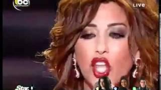 Najwa Karam  Mafi nom  Final star academy
