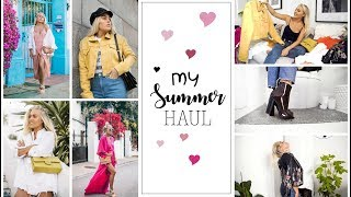 TRY ON SUMMER HAUL 2017