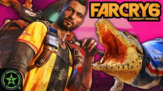 Attacking EVERYONE With an Alligator! - Far Cry 6 (Let's Watch)
