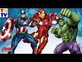 Marvel Super Hero Mashers All Video Trailers Cartoon FX