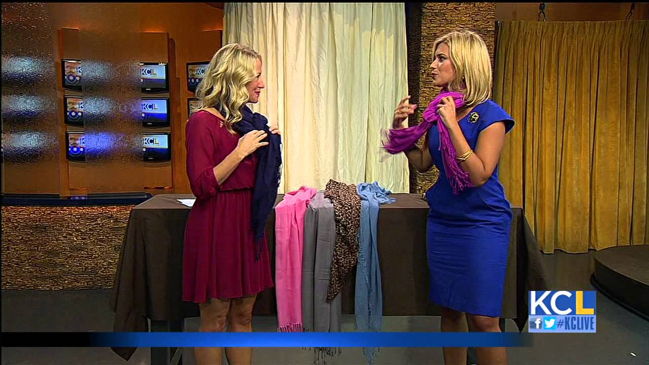 How To Tie A Pashmina 7 Diffe Ways