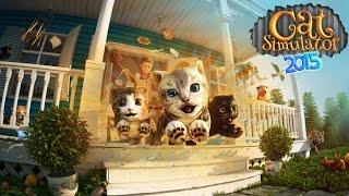 Cat Simulator - Симулятор  котёнка на Android(Обзор/Review)