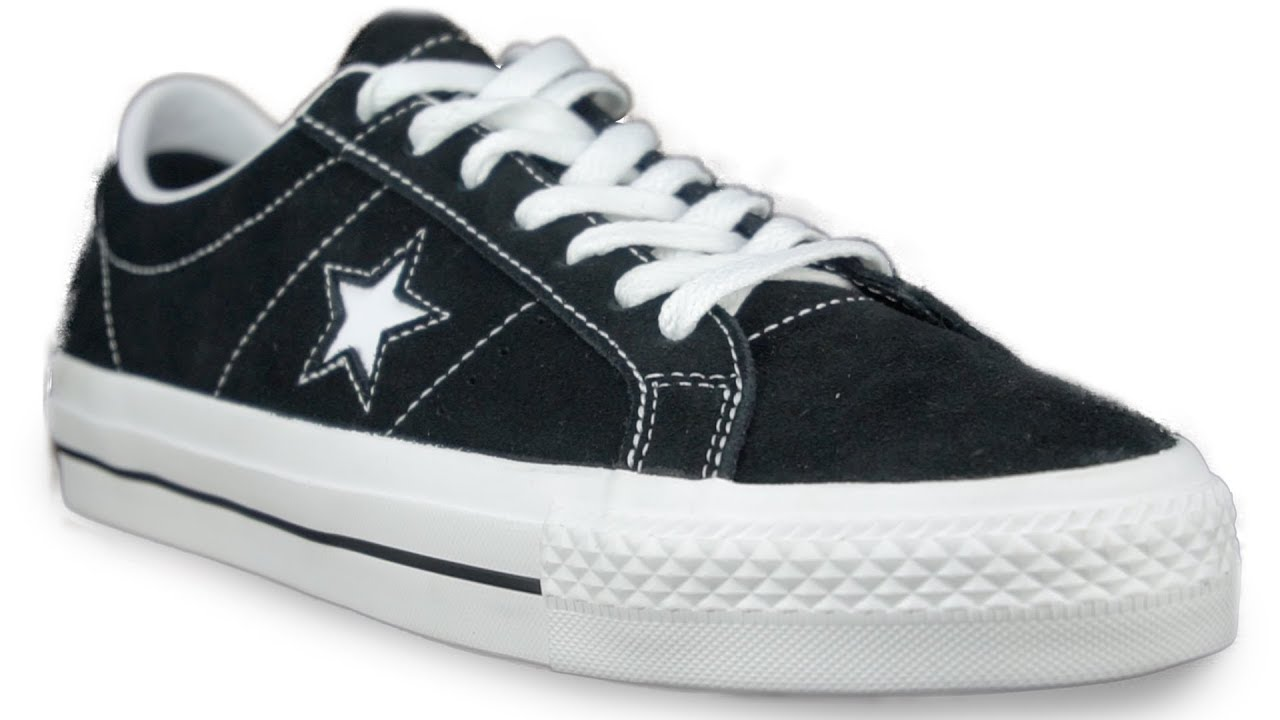 b3a77bbdaf88 Converse One Star Pro Shoe Review   Wear Test - YouTube