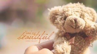 You're beautiful - James Blunt (Lyrics)