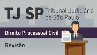 Programação Especial TJ SP - Direito Processual Civil (Revisão)