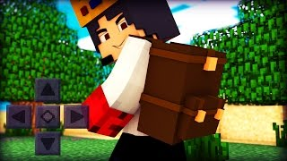 Minecraft PE 0.13.0 - BackPack/TooManyItems/BlockLauncher MODS!!