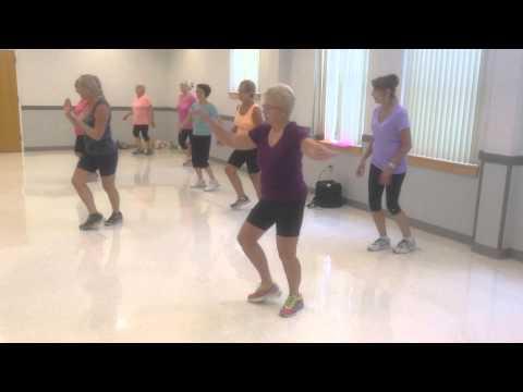 LMT Seniors – 08.04.15 – Zumba Gold