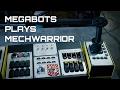 MegaBots Plays Mechwarrior (Behind The Scenes)