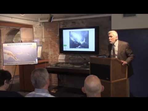 8 Bells Lecture | Alan Rems: World War II's Great Forgotten Battlegrounds