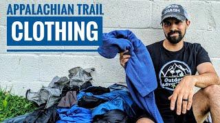 Post Appalachian Trail Thru Hike - Clothing