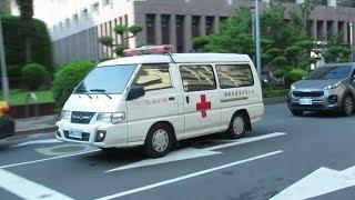 大台北民間救護車緊急出動 Private Ambulances Responding in Metro Taipei