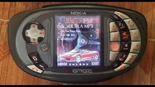 N-Gage phần mềm UltraMP3