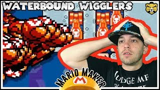 connectYoutube - Underwater Attack On Wiggler! Mario Maker