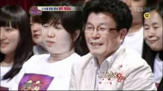"""[SBS] 스타킹 Starking (20110521) 명장면 """"광주회장님"""""""