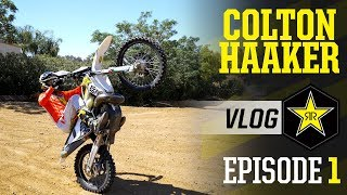 Colton Haaker VLOG | Episode 1