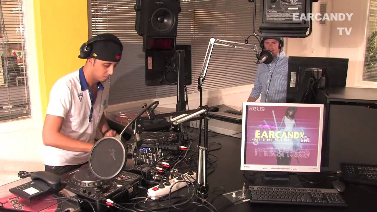 House music 2010 earcandy live 2 hosted by mc q bah for House music 2010