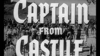 Captain from Castile - Il capitano di Castiglia (1947) Trailer