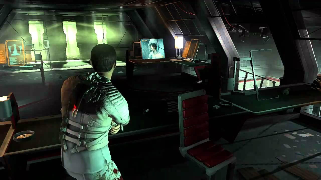Dead Space 2 Walkthrough: Part 1 Zealot Difficulty (XBOX ...