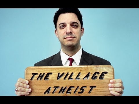 Atheism As A Movement--Not Philosophy--with President of the American Atheists, David Silverman