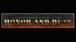 HONOR AND DUTY - Tentando a DEMO gameplay (NO PS4)