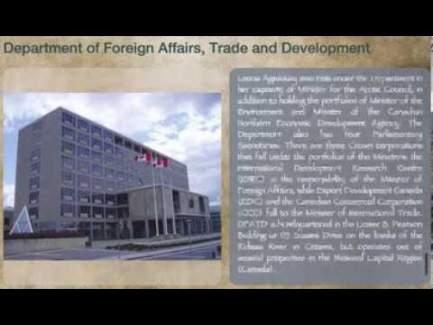 Department of Foreign Affairs, Trade and Development