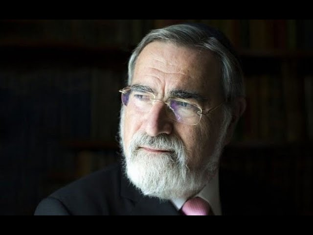 "What I Learned from Rabbi Lord Jonathan Sacks ZT""L"