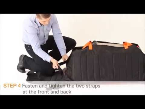 Stokke Prampack Instructions For Use Learn To Pack Your Stroller You