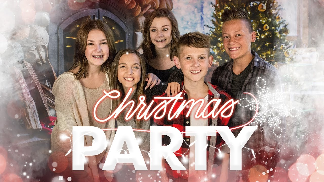 Bethel Music Kids // Christmas Party Trailer