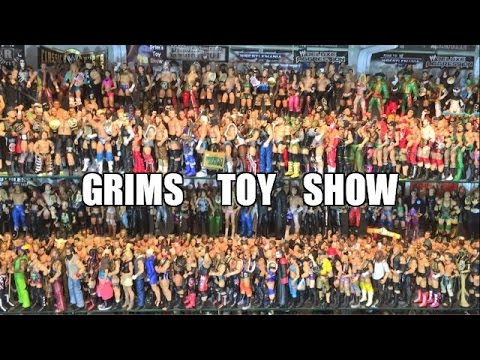 Grim's Toy Show Ep 627: New WWE Elite n Battle Pack Fig ...