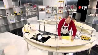 Быстрый способ приготовления грибного жюльена рецепт от шеф-повара / Илья Лазерсон / русская кухня