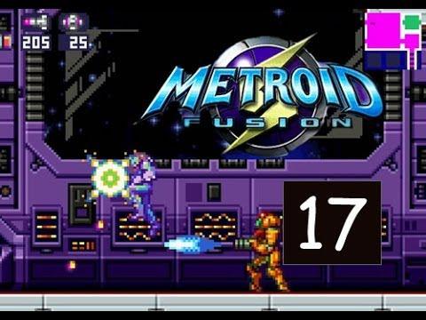 Metroid Fusion - Part 17 - Samus vs SA-X - (GBA)