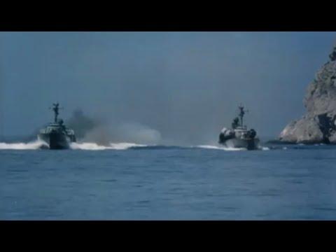 Фильм: Одиночное плавание - 1985 - Боевая тревога
