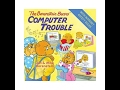 SHORT STORY for CHILDREN in ENGLISH  ASMR   The Berenstain Bears  Computer Trouble
