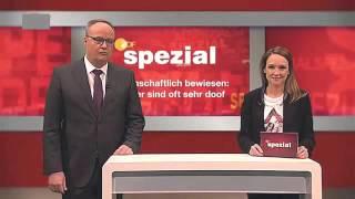 AfD Männer sind oft sehr doof - heute show spezial