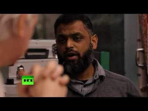 Julian Assange Interviews Moazzam Begg & Asim Qureshi on 'The World Tomorrow' (E5)