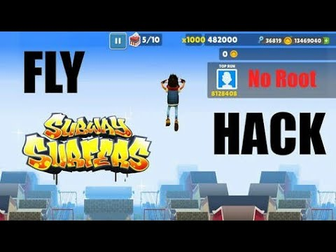 Download Subway Surfers × 1000 Hack ||Unlimited Coins And Keys || Fly Like An Eagle