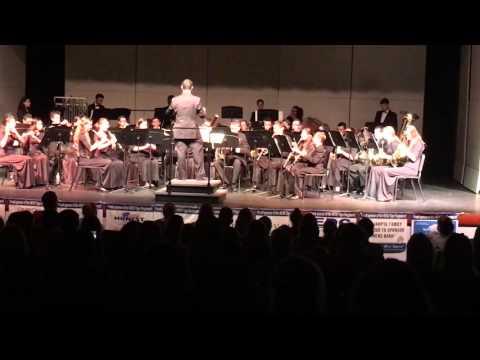 2015 Martin County High School Symphonic Band 3