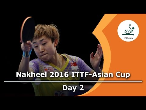 Nakheel 2016 Asian Cup - Day 2