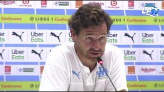 OM 0-2 Reims : la réaction de Villas-Boas