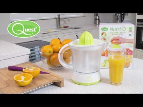 Quest Nutri-Q 1.2L Citrus Juicer
