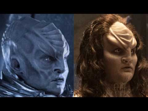 Star Trek Discovery Season 2 Klingons Suddenly Have Hair - A Review By Nitpicking Nerd