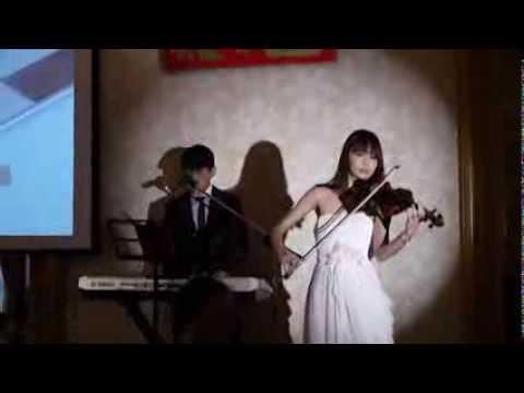 魔法大衛婚禮樂團,提琴手 - 雅雅 - Besame Mucha