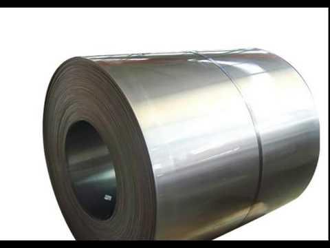 alu zinc steel strips