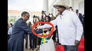 KAGAME vs MUSEVENI: Chanzo cha mzozo wa Rwanda na Uganda