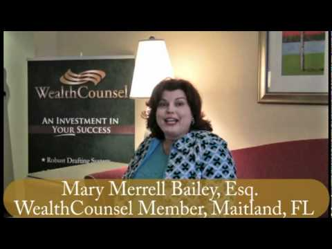 Relevant Education - Live or On Demand   WealthCounsel Estate and Business Planning