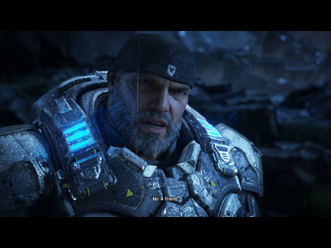 GEARS of WAR 4 : Ultra Settings and Dynamic Resolution 2160p60