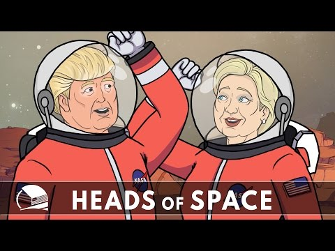 HEADS OF SPACE - The Road Trip (Ep.09)