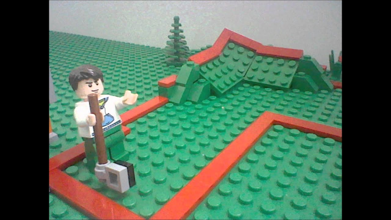 mini lego golf