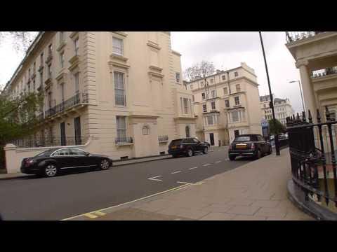 Princes Square W2 London 2014. Lumix LX5 & Vivitar wide angle lens.