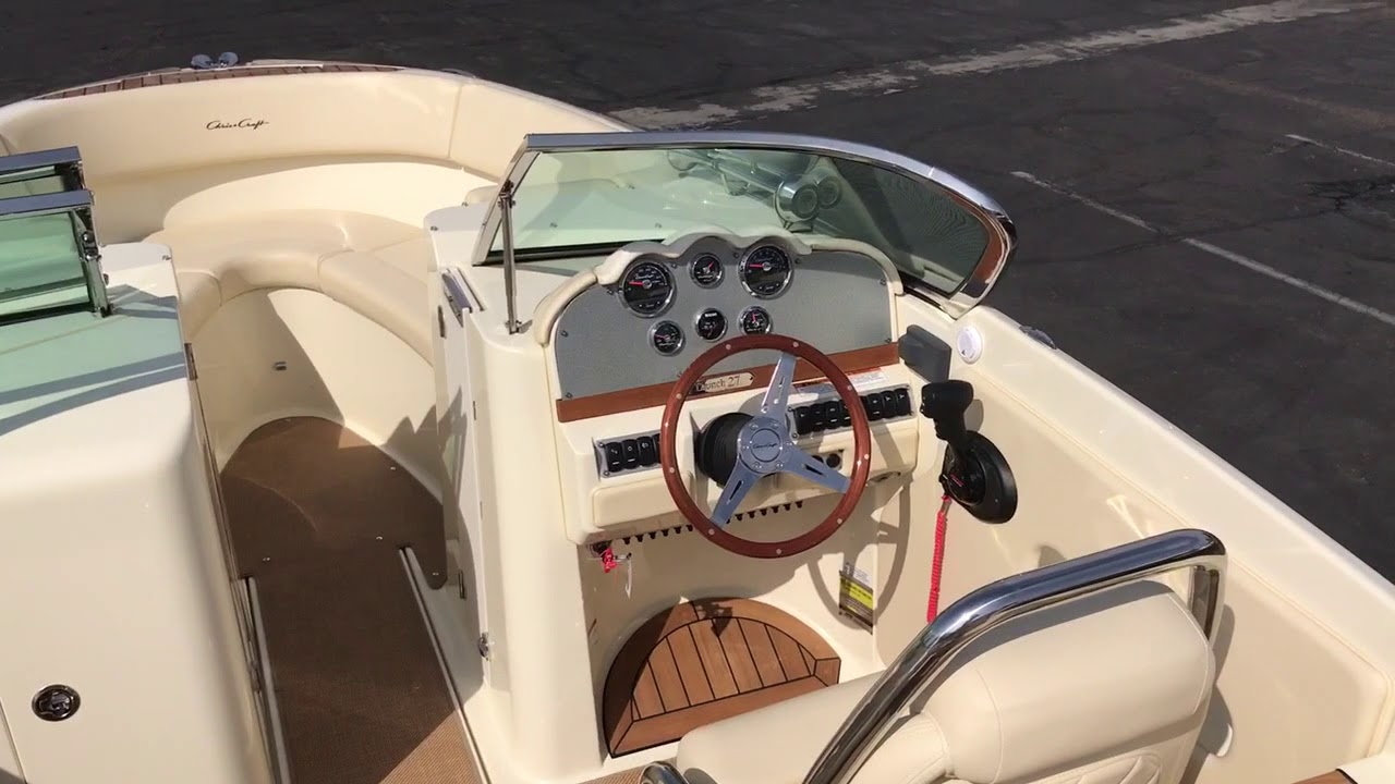 Chris Craft Launch 25 2017 for Sale In Newport Beach